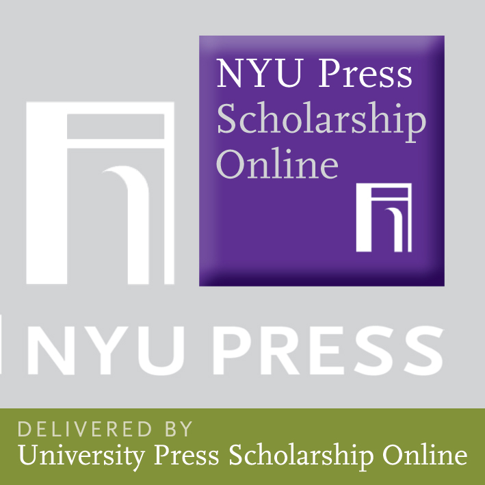 NYU Press Scholarship Online