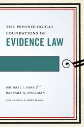The Psychological Foundations of Evidence Law$