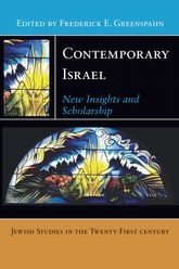 Contemporary Israel – New Insights and Scholarship - NYU Press Scholarship Online